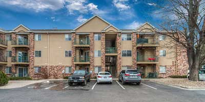 MId Size Apartment Building Littleton, CO